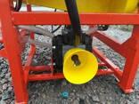 Навесной ОП 400 л штанговый опрыскиватель штанга 12 м - фото 5