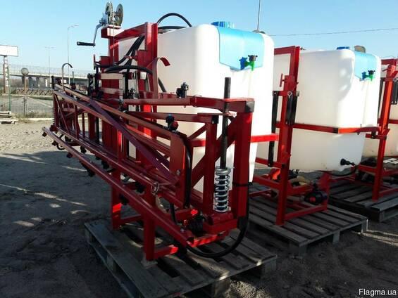 Навесной опрыскиватель ОП 600 л для внесения пестицидов штан