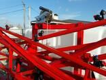 Штанговый навесной опрыскиватель ОП-800 л штанга 16 м - фото 5