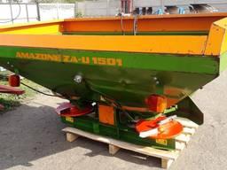 Навесной разбрасыватель удобрений на 1500л Amazone ZA-U1501