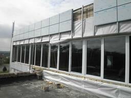 Навесные вентилируемые фасады - фото 1