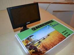 Навигатор для трактора, курсоуказатель Agricourse