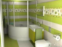 Небольшая Ванная Комната Ремонт Сантехника Цена