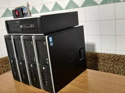 Недорогі ігрові комп'ютери HP 8200, i5, 8GB, 500GB, Radeon