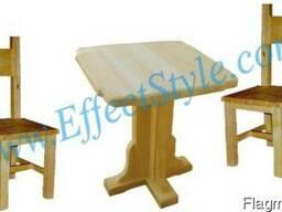Недорого комплект мебели стол и стулья Киев на заказ