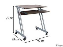 Недорогой компьютерный стол с доставкой на дом. Гарантия - фото 2