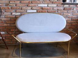 Неформальный диванчик для креативных пространств
