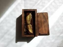 Необычный подарок флешка usb из дерева, хороший подарок флеш