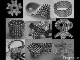 Неокуб, ( NeoCube ), 216 магнитных шариков ( 5мм )