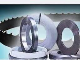 Лента сталь 65г У8А У7 60С2А 0,1мм-1,2мм