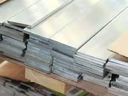 Полоса сталь 20 (ст 20) 25х500х1700