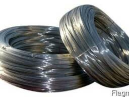 Проволока пружинная сталистая сталь Ст65г Ст70