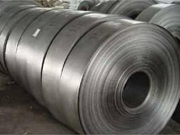 Полированная нержавеющая сталь (зеркало) в рулонах 0,6 мм