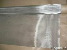 Сетка тканная нержавеющая 0, 16-0, 12 × 2000мм