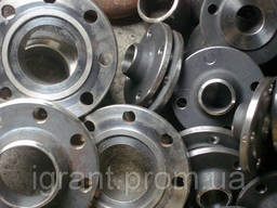 Нержавеющие фланцы ГОСТ 12820-80 из нержавеющей стали. ..