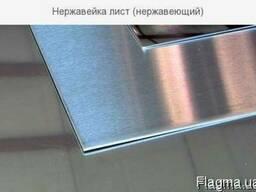 Лист нержавеющий 0, 8х1250х2500 mm AISI 430