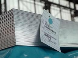 Нержавеющий Лист Размер 2,0*1250*2500 mm Марка AISI 430 BA