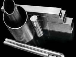 Нержавеющий металлопрокат алюминий лист труба круг