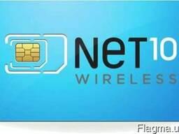 Net10 - sim карта для интернета в США