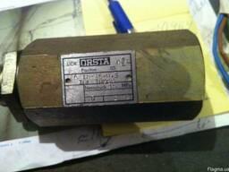 Невозвратный гидравлический клапан A 12-16-0. 1; TGL 10969;