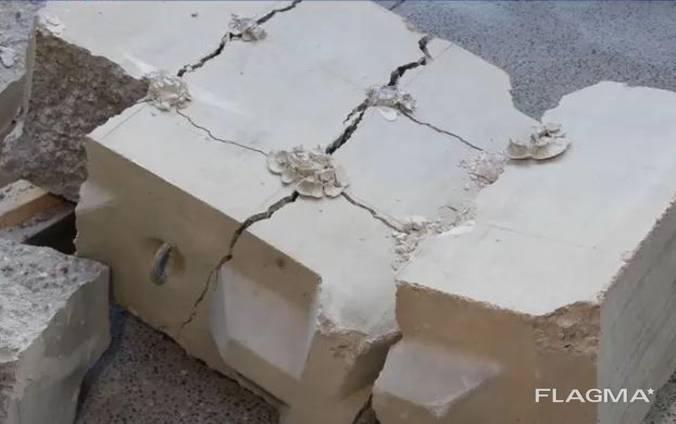 Невзрывчатое разрушающее вещество НРВ-80 1 тонна.