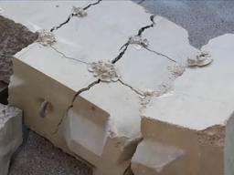 Невзрывчатое разрушающее вещество НРВ-80 мешок 50 кг.