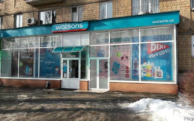 Нежилое помещение 245м2 с хорошим арендатором в Киеве