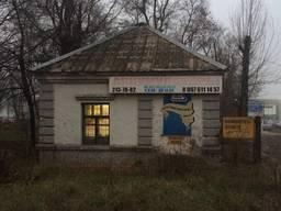 Нежилое Здание в г. Запорожье