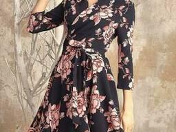 Нежное романтическое женское платье (42-48р), доставка по. ..