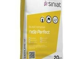 NIDA Perfect (20 кг) Шпаклівка ручного та машинного нанесення Skimming Compound. ..