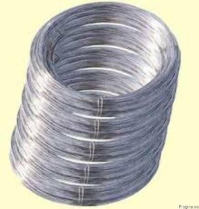 Проволока нихромовая Х20Н80 ф 4; 4,5; 5; 5,5 мм
