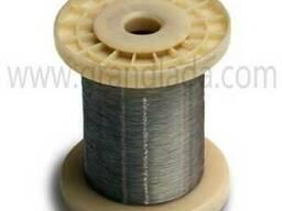 Нихром проволока Х20Н80 диаметр 0,62 мм