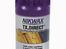 Nikwax TX. Direct Wash-In пропитка для мембран 100 мл