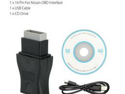 Nissan Consult 2. Диагностический адаптер Nissan Consult