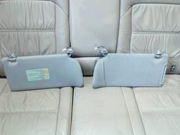 Nissan Pathfinder противосолнечные козырьки