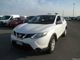 Nissan Qashqai (Ниссан Кашкай) Разборка детали б. у запчасти