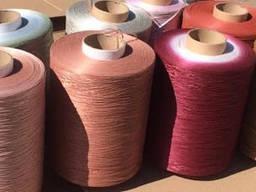 Нить bcf, сток коврового производства, без сортировки
