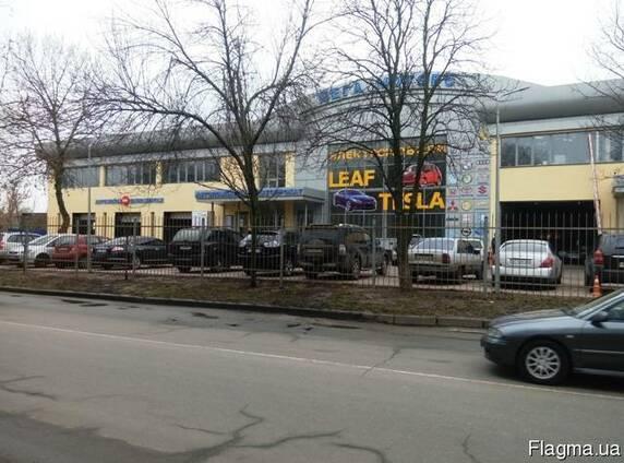 аренда фасадных торгово-офисных помещений