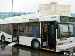 Низкопольный троллейбус МАЗ-103Т-70