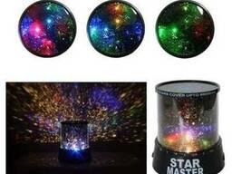 Ночник проектор звездного неба Стар Мастер (Star Master) -