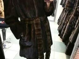 Норковая шуба пиджак