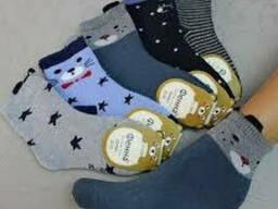 Носки термо детские теплые на мальчика (рр. 25-30)