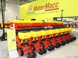 Нова сівалка точного висіву пневматична Matermacc Twin 8100