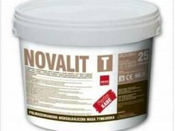 Novalit T Полисиликатная штукатурная масса