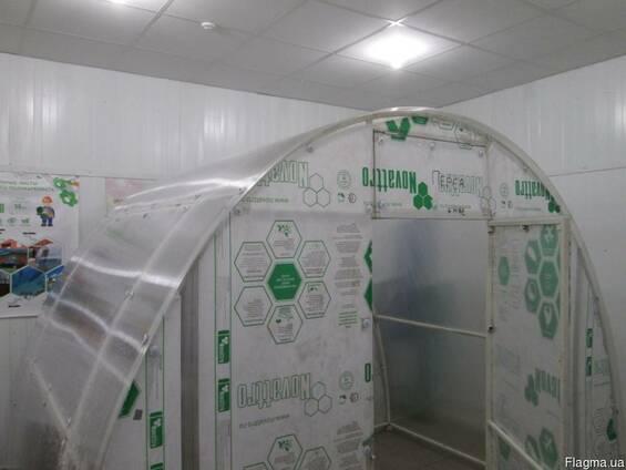 Новаттро - листовой поликарбонат для теплиц и парников