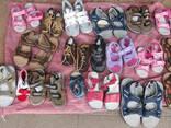 Новая детская обувь из Европы на вес в миксах по 17.5 ев/кг - фото 1