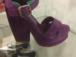 Новая обувь. Италия. 23 евро пара. Лот 20 пар.