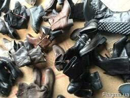Новая обувь из Европы категории сток по 13 евро/кг.
