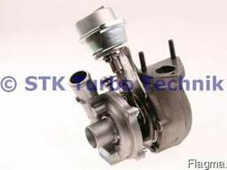 Новая турбина Opel Corsa / Astra H 1.3 54359700015