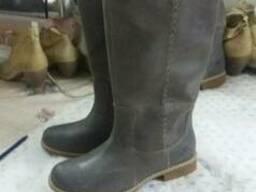 Новая женская демисезонная кожаная обувь.Производство Италия